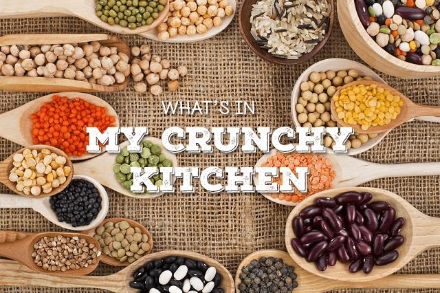 What's In My Crunchy Kitchen