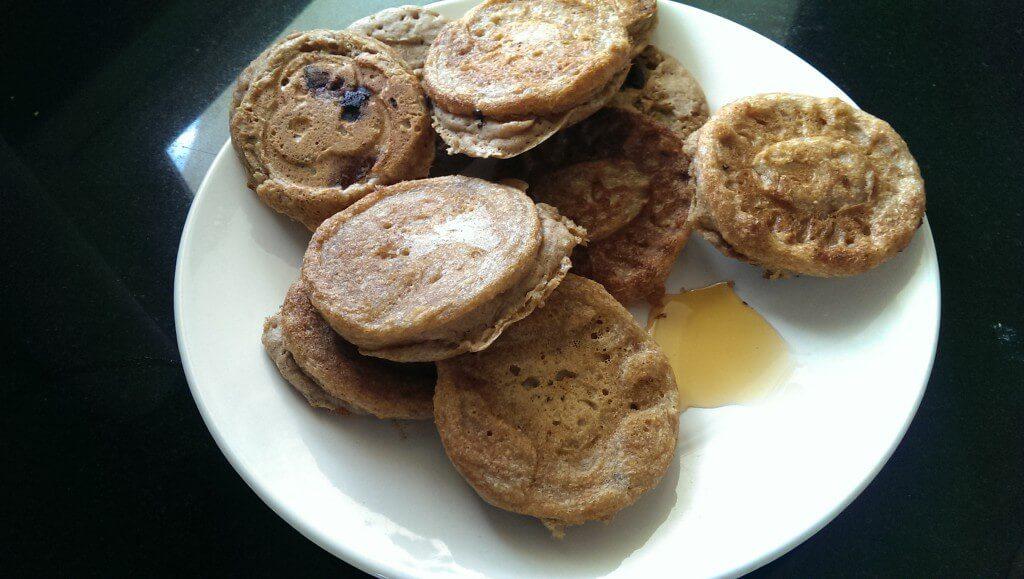 Delicious, Healthy Vegan Pancakes
