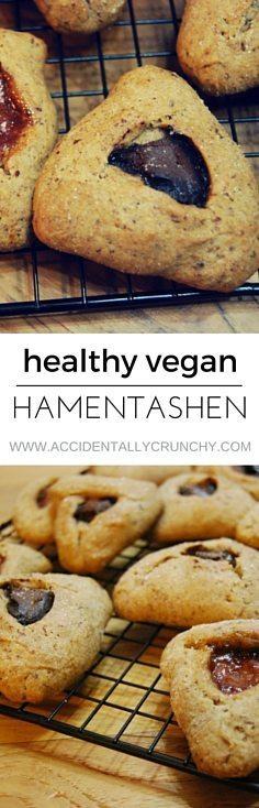vegan hamentashen