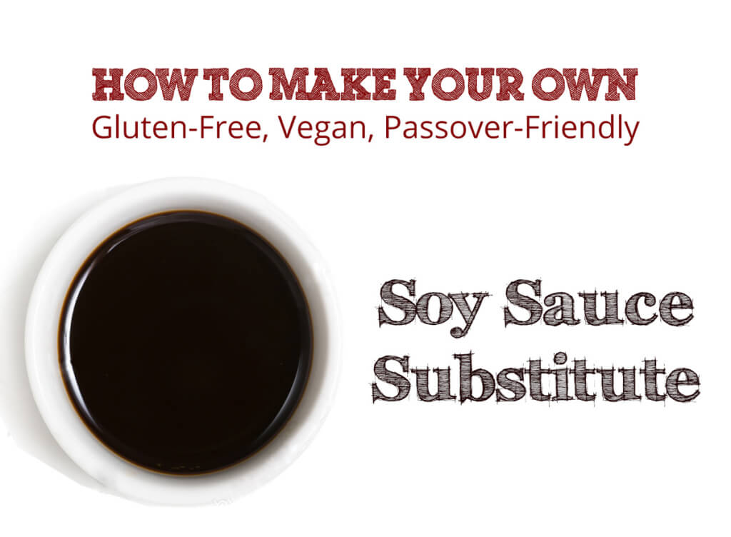 homemade soy sauce substitute | accidentallycrunchy.com