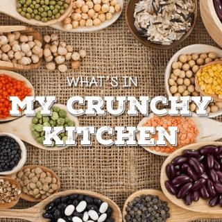 Crunchy Kitchen staple ingredients