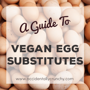 A Guide to Vegan Egg Substitutes