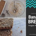vegan banana bread | accidentallycrunchy.com