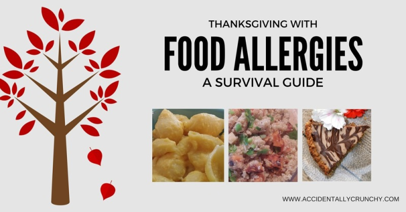 Thanksgiving With Food Allergies