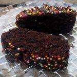 gluten-free chocolate cake | accidentallycrunchy.com