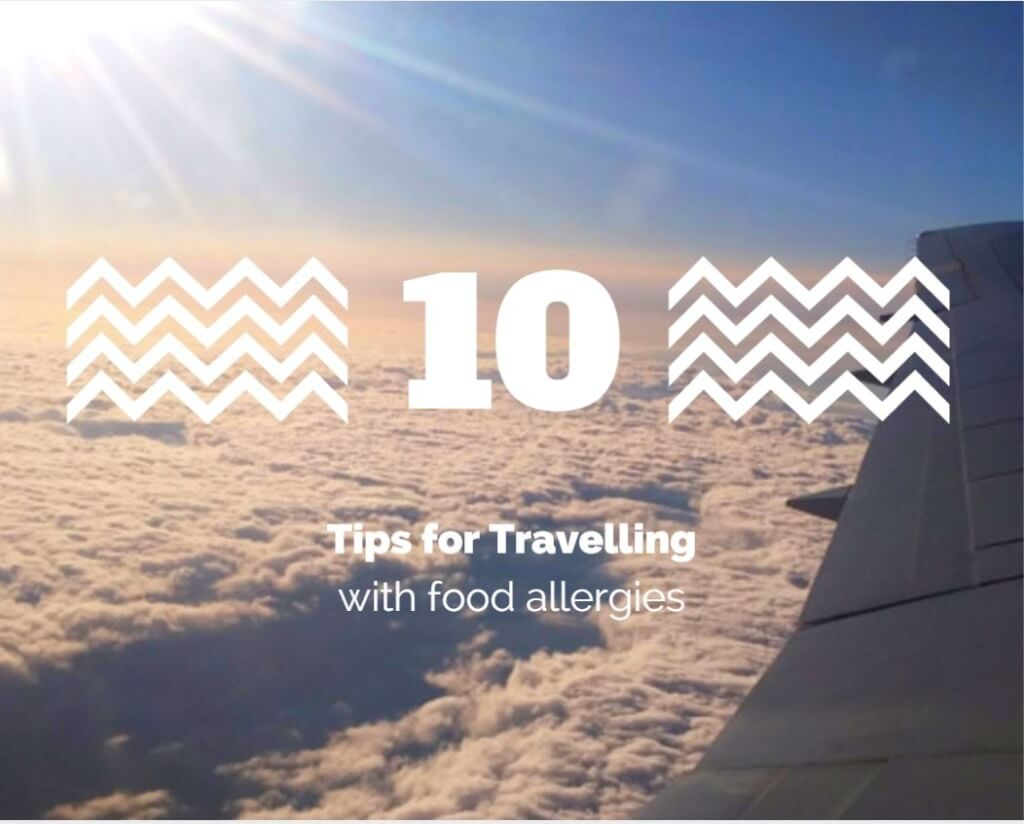 ten things you should know before you travel | from food allergy blog accidentallycrunchy.com