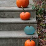 Teal pumpkins, safe, healthy and allergy-safe treats - let's get ready for an Allergy-Safe Halloween with this Halloween Allergen Guide | accidentallycrunchy.com